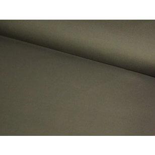 Elastischer Baumwollstoff Uni, oliv, 96% Baumwolle, 4% Elastan kaufen
