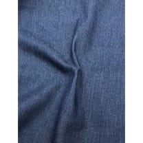 Jeans Stoff Stretch uni Breite 145cm ab 50 cm