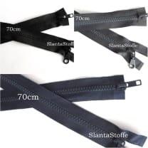 2-Wege Profil Reißverschluss 70cm