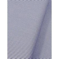 Baumwollstoff Dekostoff Streifen grau