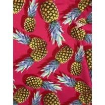 Single Jersey Kinderstoff Ananas Breite 155cm ab 50 cm