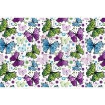 Baumwollstoff Kinderstoff Schmetterling Breite 160cm ab 50cm