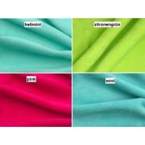 Polar Fleece Antipilling uni 4 Farben