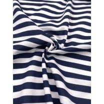 Single Jersey Kinderstoff Streifen Breite 155cm ab 50 cm