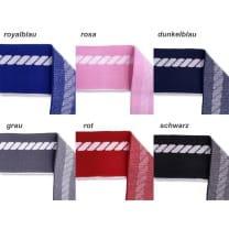 Bündchen Boord Cuff Maritime Rope Öko TEX 6 Farben