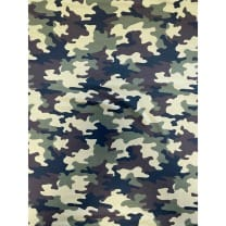 Sweat French Terry Kinderstoff Camouflage ab 50 cm