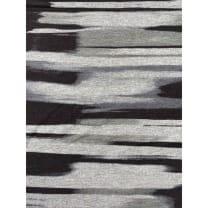 Viskosejersey Streifen grau Breite 145 cm