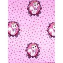 Jersey Stoff Kinderstoff Kitty rosa Breite 150cm