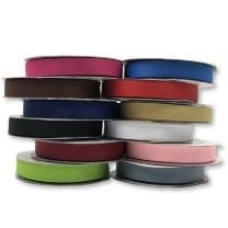 Ripsband uni Dekoband Webband Hutband 25mm