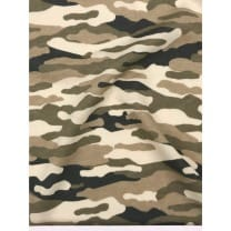Single Jersey Kinderstoff Camouflage Military Breite 155cm ab 50 cm