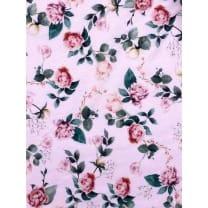 Single Jersey Kinderstoff Blumen Breite 155cm ab 50 cm