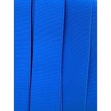 Gummiband, Gummilitze, blau 30mm