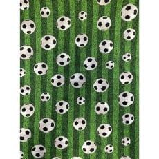 Jersey Stoff Kinderstoff Digitaldruck Fußball ab 50 cm