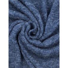 Angora-Jersey Stoff jenasblau