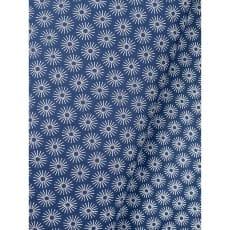 Baumwollstoff Dekostoff jeansblau