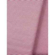 Baumwollstoff Dekostoff Streifen blush