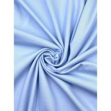 Jersey Stoff uni Meterware Breite 150 cm hellblau