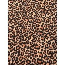 Canvas Stoff Dekostoff Baumwollstoff Panter ab 50 cm