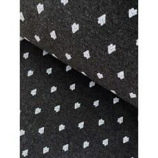 Bündchenstoff Schlauch Meterware Muster Pfeile anthrazit ab 50cm
