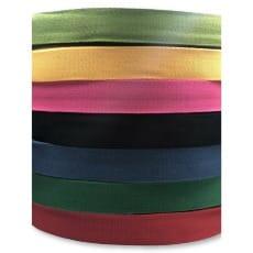 Gurtband 40mm Baumwolle Taschengurt uni