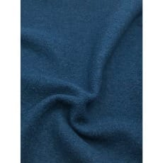 Walkstoff Boiled Wool Gekochter Wolle dunkeltürkis Breite 140 cm
