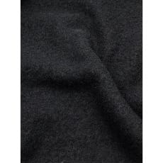 Walkstoff Boiled Wool Gekochter Wolle schwarz Breite 140 cm