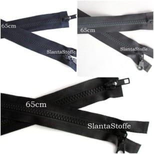 2-Wege Profil Reißverschluss 65cm kaufen