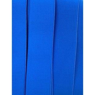 Gummiband, Gummilitze, blau 30mm kaufen