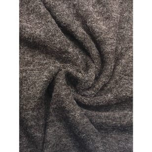 Angora-Jersey, graubraun kaufen