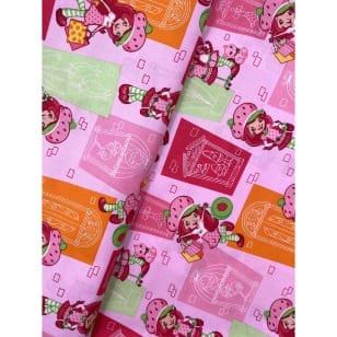Stoff Strawberry Shortcake Emily, Kinderstoff, Baumwolle 100% kaufen