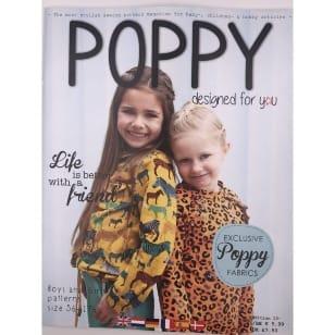 Zeitschrift Schnittmuster POPPY - Designed for you, Nr.13 2019 kaufen