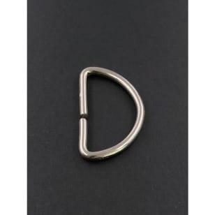 D-Ringe 40mm silberfarbene kaufen