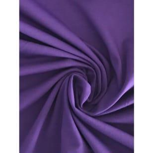 Jersey Stoff uni violett kaufen
