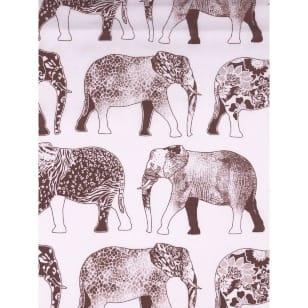 Baumwollstoff Dekostoff Elefanten Breite 160cm ab 50 cm kaufen