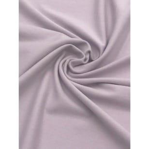 Viskose Jersey Stoff uni platin Meterware Breite 160 cm kaufen