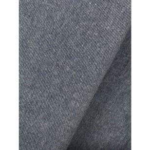 Jeans Stoff Chambre Blusenjeans uni Breite 145cm blau kaufen