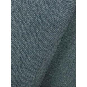 Jeans Stoff Chambre Blusenjeans uni Breite 145cm dunkelblau kaufen