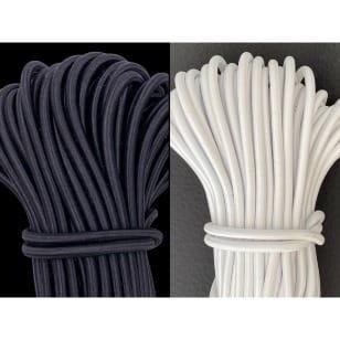 Rundgummi Gummikordel elastische Kordel 5mm kaufen