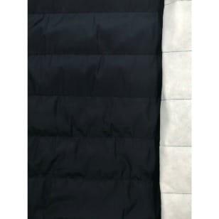 Steppstoff wattiert uni gesteppt Breite 150 cm dunkelblau kaufen